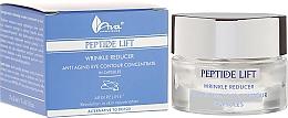 Düfte, Parfümerie und Kosmetik Anti-Falten Konzentrat für die Augenpartie in Kapselform - Ava Laboratorium Peptide Lift Concentrate