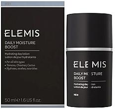 Düfte, Parfümerie und Kosmetik Feuchtigkeitsspendende, pflegende und beruhigende Tageslotion nach der Rasur - Elemis Men Daily Moisture Boost