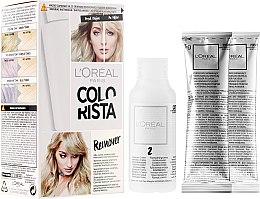 Düfte, Parfümerie und Kosmetik Haarfarben Entferner für blaue und grüne Nuancen - L'Oreal Paris Colorista Remover