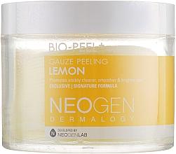 Düfte, Parfümerie und Kosmetik Peeling-Pads für das Gesicht für klare und glatte Haut - Neogen Dermalogy Bio Peel Gauze Peeling Lemon