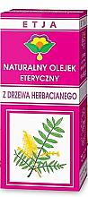 Düfte, Parfümerie und Kosmetik 100% Natürliches ätherisches Teebaumöl - Etja Natural Essential Tea Tree Oil