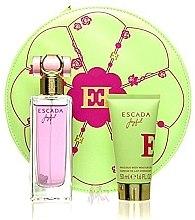Düfte, Parfümerie und Kosmetik Escada Joyful - Duftset (Eau de Parfum 75ml + Körperlotion 50ml)