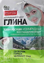 Düfte, Parfümerie und Kosmetik Natürliche und regenerierende Tonerde für Gesicht - Fito Kosmetik