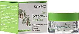Düfte, Parfümerie und Kosmetik Hypoallergene Birkencreme mit Betulin - Sylveco Hypoallergic Birch Day And Night Cream
