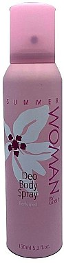 Deospray - Gosh Woman Summer Deo Body Spray — Bild N1