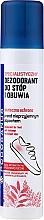 Düfte, Parfümerie und Kosmetik Deospray für Füße und Schuhe gegen Schwitzen  - Podosanus Deodorant Foot Spray