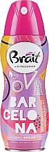 Düfte, Parfümerie und Kosmetik Trockener Lufterfrischer City Break -Barcelona - Brait Dry Air