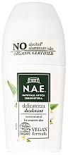 Düfte, Parfümerie und Kosmetik Deo Roll-on für empfindliche Haut - N.A.E. Delicatezza Deodorant