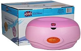 Düfte, Parfümerie und Kosmetik Wachserhitzer RE 00001 rosa - Ronney Profesional Paraffin Wax Heater