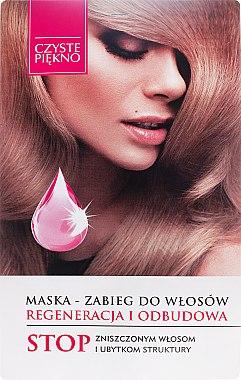 Regenerierende Haarmaske - Czyste Piękno