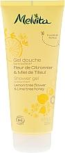 Düfte, Parfümerie und Kosmetik Duschgel - Melvita Body Care Shower Lemon & Lime Tree Honey