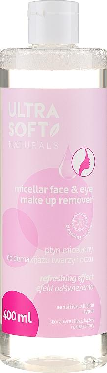 Mizellenwasser zum Abschminken - Ultra Soft Naturals Micellar Face Make Up Remover