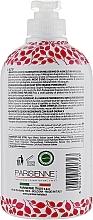 Flüssigseife mit Granatapfel-Extrakt - Parisienne Italia Fiorile Pomergranate Liquid Soap — Bild N2