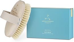Düfte, Parfümerie und Kosmetik Trockenmassagebürste für den Körper - Aromatherapy Associates Revive Body Brush