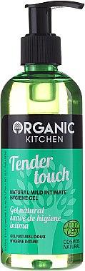 """Gel für die Intimhygiene """"Zarte Berührung"""" - Organic Shop Organic Kitchen Gel"""