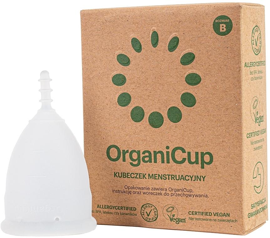 Menstruationstasse Größe B - OrganiCup — Bild N1