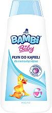 Düfte, Parfümerie und Kosmetik Baby Duschgel mit Aloe-Vera, Baumwolle und Erdbeeren - Pollena Savona Bambi Baby Shower Gel