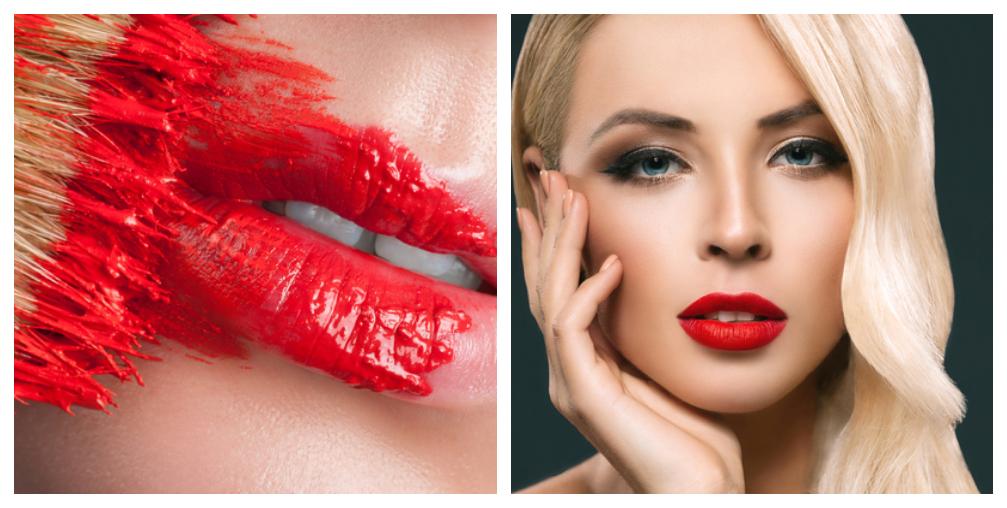 Roter Lippenstift: der Klassiker aller Zeiten