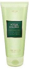 Düfte, Parfümerie und Kosmetik Maurer & Wirtz 4711 Acqua Colonia Blood Orange & Basil - Duschgel
