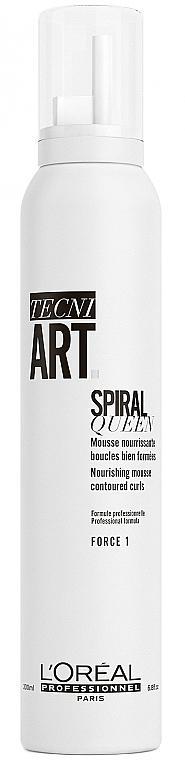 Modellierende Locken-Mousse - L'Oreal Professionnel Tecni.Art Spiral Queen