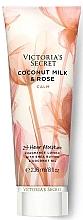 Düfte, Parfümerie und Kosmetik Parfümierte Körperlotion mit Sheabutter und Kokosnussöl - Victoria's Secret Coconut Milk & Rose Fragrance Lotion