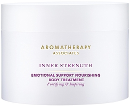 Düfte, Parfümerie und Kosmetik Nährende Körperpflege - Aromatherapy Associates Inner Strength Emotional Support Nourish Body Treatment