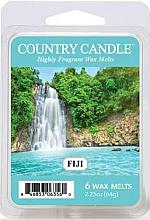 Düfte, Parfümerie und Kosmetik Tart-Duftwachs Fiji - Kringle Kringle Candle Wax Melt Fiji