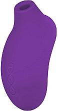 Düfte, Parfümerie und Kosmetik Schallwellen- Klitoris-Massagegerät lila - Lelo Sona 2 Purple
