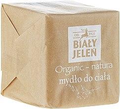 Düfte, Parfümerie und Kosmetik Bio Naturseife für Körper - Bialy Jelen Organic-Nature