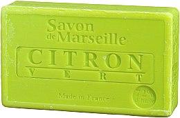 Düfte, Parfümerie und Kosmetik Naturseife mit Zitrone und Limette - Le Chatelard 1802 Soap Lemon & Lime