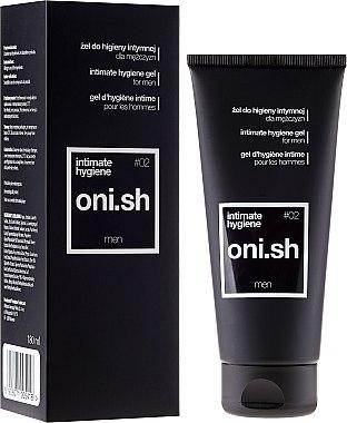 Gel für die Intimhygiene - Oni.sh Men Intimate Hygiene Gel