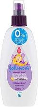 Düfte, Parfümerie und Kosmetik Stärkender Conditioner-Spray für Kinder - Johnson's Baby Strength Drops