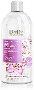 Tiefenreinigendes Mizellenwasser - Delia Deeply-Purifying Micellar Water