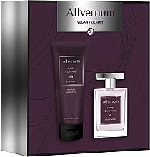 Düfte, Parfümerie und Kosmetik Duftset - Allvernum Pepper & Lavender (Eau de Parfum 100ml + Duschgel 200ml)