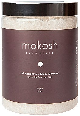 Natürliches Badesalz aus dem Toten Meer - Mokosh Cosmetics Dead Sea Bath Salt