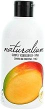 Düfte, Parfümerie und Kosmetik Shampoo und Conditioner mit Mango - Naturalium Shampoo And Conditioner Mango