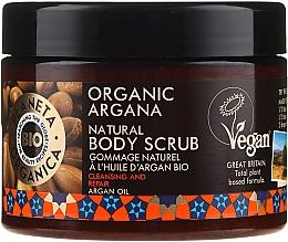 Düfte, Parfümerie und Kosmetik Natürliches Körperpeeling mit Arganöl - Planeta Organica Organic Argana Natural Body Scrub