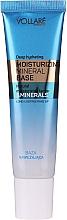 Düfte, Parfümerie und Kosmetik Feuchtigkeitsspendende Make-up Base mit Mineralen - Vollare Cosmetics Moisturizing Mineral Base