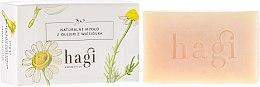 Düfte, Parfümerie und Kosmetik Naturseife mit Nachtkerzen-Extrakt - Hagi Soap
