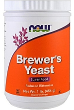 Düfte, Parfümerie und Kosmetik Nahrungsergänzungsmittel Bierhefe in Pulverform - Now Foods Brewer's Yeast Super Food