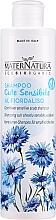 Düfte, Parfümerie und Kosmetik Mildes Shampoo mit Kornblume - MaterNatura Mild Shampoo with Cornflower