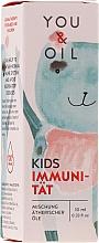 Düfte, Parfümerie und Kosmetik Ätherische Ölmischung für Kinder zur Stärkung vom Immunsystem - You & Oil KI Kids-Immunity Essential Oil Blend For Kids