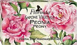 Düfte, Parfümerie und Kosmetik Naturseife Pfingstrose - Florinda Peony Natural Soap