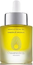 Düfte, Parfümerie und Kosmetik Nährendes und feuchtigkeitsspendendes Gesichtsöl gegen Falten - Omorovicza Miracle Facial Oil