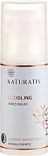 Düfte, Parfümerie und Kosmetik Handcreme - Naturativ Cuddling Hand Balm