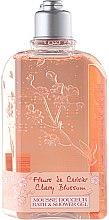 Düfte, Parfümerie und Kosmetik Duschgel - L'Occitane Cherry Blossom Bath & Shower Gel