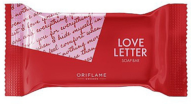 Seife Liebesbrief - Oriflame Love Letter Soap