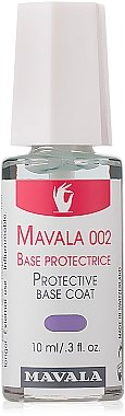 Nagelunterlack Mavala 002 - Mavala Double Action Treatment Base — Bild N1