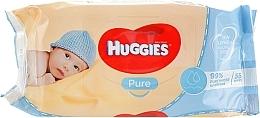 Düfte, Parfümerie und Kosmetik Feuchttücher für Kinder Pure 56 St. - Huggies