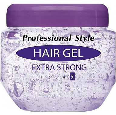Haargel starke Fixierung - Professional Style Hair Gel Extra Strong